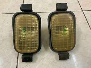 Honda Accord CB CB3 CB7 CB9 SM4 1990-1993 JDM Intersection Lights RARE (Used)
