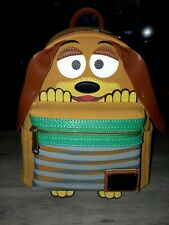 Loungefly Disney Pixar Toy Story Slinky Dog Mini Backpack 2019 Summer Exclusive
