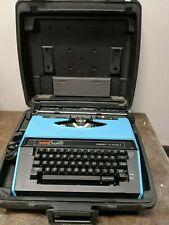 BROTHER CASSETTE CORRECT - O - WRITER I TYPEWRITER WITH CASE