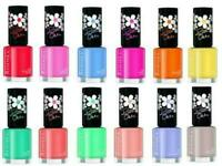RIMMEL RITA ORA, Flip Flop  NAIL POLISH - CHOOSE SHADE