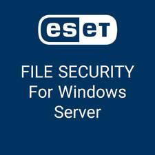 ESET File Security for Microsoft Windows Server - Digital Delivery [lot]