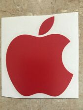 APPLE LOGO vinyl decal sticker