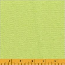 Windham Opalesence Metallic 41580 4 Lime Solid Metallic Cotton Fabric BTY