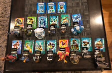 Lot of 14 SKYLANDERS Activision Game Figures With Card And Codes