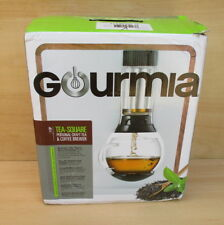 Gourmia Teekocher Tee Kaffee Brüher Maschine Tea Square Craft Tea Coffee Brewer