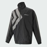 Adidas Originals Pastel Tracktop Jacket Grey Men Lifestyle Sneakers gym GL6156