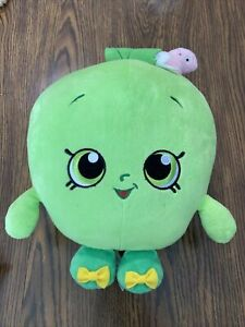 """Shopkins Feature 10"""" Apple Blossom Plush Sings & Lights Up!!"""
