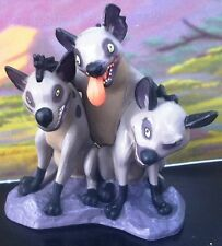 """Disney Lion King Hyena Banzai Ed & Shenzi 3"""" Pvc Figure Doll Toy Cake Topper New"""