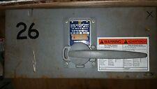Square D qmb 3220 200 amp Main disconnect Saflex 240 volt 3ph 3 pole