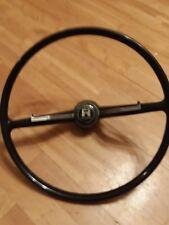 VW 1962-69 Original Steering Wheel Batwing