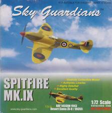 Spitfire Mk. IX RAF 145Sqn 1943 Desert Camo ZX-0/EN355, Sky Guardians 5137, M 72