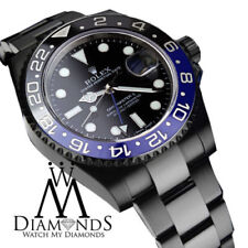 Relojes de pulsera Rolex GMT-Master de acero inoxidable