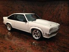 1:18 Biante Modified Holden LX Torana SS A9X Hatchback - In White