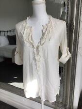 Ladies Kookai Blouse Size 36 (small - Medium )