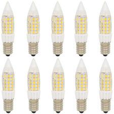 10x 5W E14 LED Lampen,Ersatz für 40W Halogen,mit 44 SMD 2835 LEDs,350lm,Warmweiß