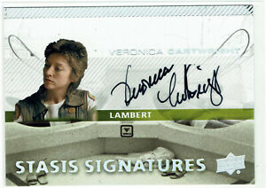 Alien Movie 2017 Autograph Stasis Signatures SSS4 Veronica Cartwright - Lambert