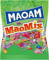 Haribo MAOAM Maomix German Assorted Fruit Flavor Chewy Candies Mix 180g 6.3oz