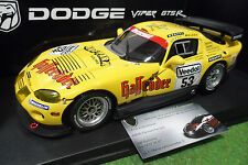 DODGE VIPER GTS-R #53 de 1999 1/18 AUTOart 89921 voiture miniature de collection