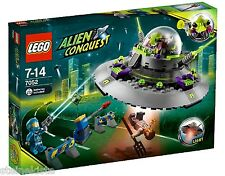 LEGO® Alien Conquest - UFO-Entführung 7052 UFO Abduction Neu & OVP