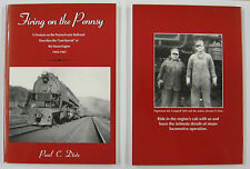 """Railroad History, """"Firing on the Pennsy"""" by Paul Dietz, 40 Vintage Pix."""