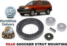 pour Hyundai Père Noël Fe 2001-2006 arrière Shocker caoutchouc