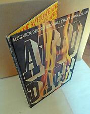Sio/Carano,AUTODAFE,1975 Quadragono libri[illustrazione,storia,Inquisizione,Siò