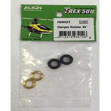 Align T-Rex 500 - H50022 - Damper Rubber 80°
