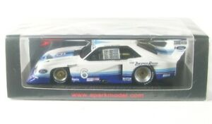 Ford MUSTANG Zakspeed No.6 Sears Point 1982 ( Rick Mears) 1:43 Spark