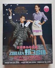 Korean Drama DVD What's Wrong With Secretary Kim (2018) ENG SUB R0 FREE SHIPPING