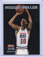 REGGIE MILLER 1993/94 SkyBox USA Basketball #DP13 Dream Play Insert Card