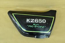 1979 KAWASAKI KZ650 KZ 650 KZ650B RIGHT SIDE FAIRING COWLING BODY PANEL COVER
