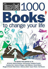 Time Out 1000 Books to Change Your Life (Time Out Guides),Time Out Guides Ltd,Go