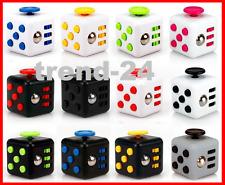 Magic Fidget Cube Antistress Würfel in 11 Farben