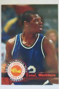 NBA CARD - Classic - All Rookie Team Series - Jamal Mashburn - Forward