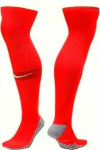 Nike Matchfit Cushion Soccer Football Socks OTC Colors Knee High S M L XL Mens
