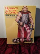 Dungeon Crawl Classics - Role Playing Game Slipcover Edition / Art Folio
