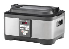 Sunbeam 5.5L Duos Sous Vide and Electronic Slow Cooker MU4000