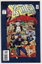 X-MEN 2099 #1,2,3,4,5 & 6 SET Marvel Comics Spider-Man Punisher Ron Lim Uncanny