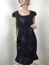 David Lawrence Regular Size Polyester Work Dresses for Women