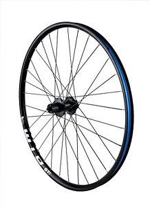 29er WTB STi23 Rear Wheel Shimano Deore FH-M525A 8/9/10 Speed 32H Black Disc