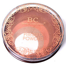 Pressed Powder Bronzing Make Up Cosmetic Body Collection