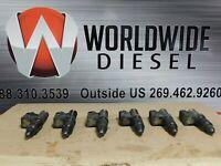 1999 Detroit Series 60 12.7  Injectors. Set of 6. Part # 6977
