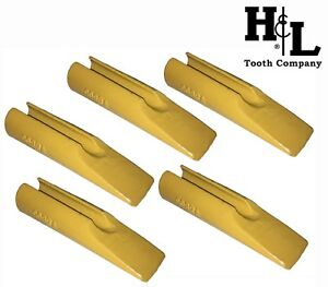 31281C Cat / Galion Design Scarifier Teeth (Pack of 5) USA Made, H&L Tooth Co.