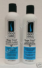 Doo Gro Mega Thick Leave-In Gro Strengthener & Growth Lotion Anti- Thinning