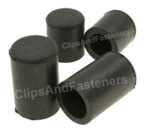 Clipsandfasteners Inc (2) Each 5/8 and 3/4 Heater Bypass Caps