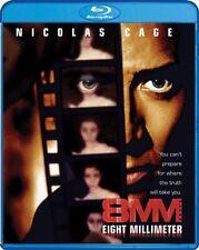 8MM New Sealed Blu-ray Nicolas Cage Joaquin Phoenix