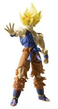 S.H.Figuarts -.Dragon Ball Z Super Saiyan Goku Warrior Action Figure