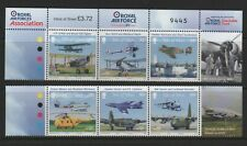 Isle of Man 2008 The RAF 90th anniversary SG1406-1411 mint MNH set stamps