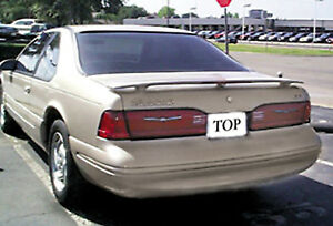 PAINTED FORD THUNDERBIRD FACTORY STYLE SPOILER 1987-1998