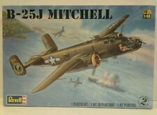 Revell 85-5512, B-25J Mitchell 1/48 scale model kit.